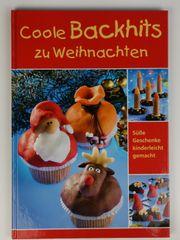 Kochbuch Coole Backhits zu Weihnachten