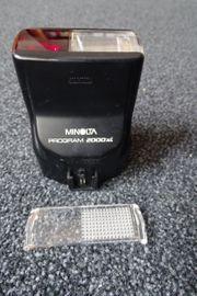 Blitz Minolta 2000xi in gutem