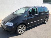 VW Sharan Allrad Xenon