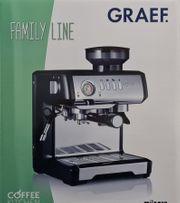 Espressomaschine ESM802 von Graef NEU