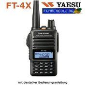 Yaesu FT-4XE FM VHF UHF