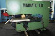 TRUMPF CNC-Stanz- und Nibbelmaschine Trumpf