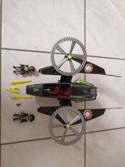 Playmobil PM5287A Mega Masters Razorcopter