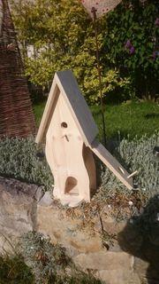 Vogelhaus Vogelvilla Nistkasten