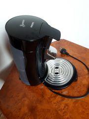 Philips Senseo Kaffeemaschine schwarz