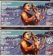 Karten Andreas Gabalier Stuttgart Samstags