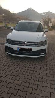VW Tiguan 4 Motion