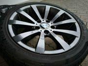 4x Original BMW Alufelge V-Speiche