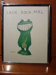 Janosch Bild Frosch