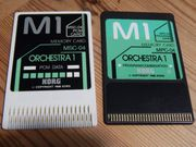 Korg M1 MemoryCard Orchestra 1