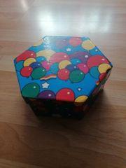 Aufbewahrungbox mit 3 Etagen Luftballon
