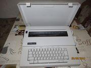 Schreibmaschine Electronic 1600 def