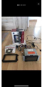 Navigationsgerät mit DVD Player von