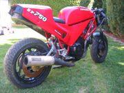Ducati 750 Sport Rahmen Brief
