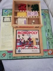 Monopoly Nostalgie Sonderedition in einer
