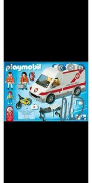 Playmobil Krankenwage