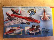 Lego 7734 Flugzeuge