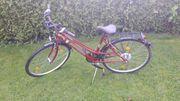 Scirocco Damen-Fahrrad