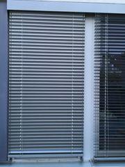Sonnenschutz Aussenjalousien Aluminium