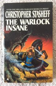 The Warlock insane - Christopher Stasheff
