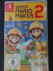 Super Mario Maker 2 Nintendo