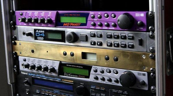 Soundmodul ALESIS D4 DRUMS SOUNDMODUL