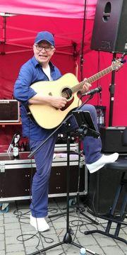 Gitarrist Sänger