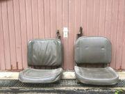 Seltenes Angebot Set Fahrersitz und