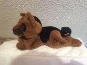 Komissar Rex Original Stoffhund