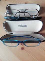 2 Silhouette Brillen