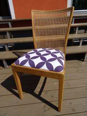 Stylischer Retro Stuhl