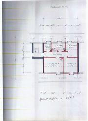 3 Zimmer Wohnung Dachgeschoss - Vermietung