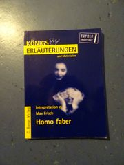 Frisch Homo Faber von Frisch