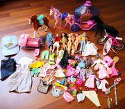 Barbie set collection zu verkaufen
