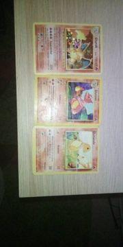 Pokemon Glurak Karten