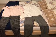 Pyjama Schwangerschaft- und Stillzeit in