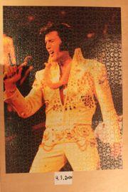 Elvis Presley Puzzle alt 1000