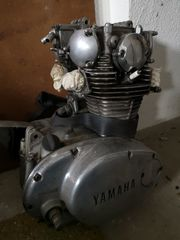 Motor Yamaha XS 650 Typ