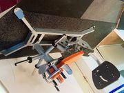 Gym80 Robor Geräte