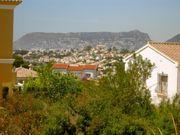 Baugrundstück in Calpe Spanien Costa