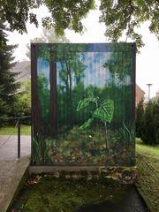 Graffiti Fassadendesign Innenraumdesign Stretart Auftragsmalerei