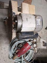 2 6kw Tischkreissäge motor 380v