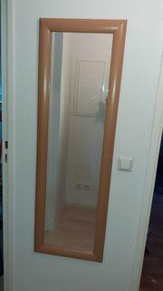 Spiegel - Garderobe - Buche Hell - 45cm