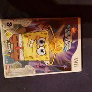 Wii Spiel Spongebobs Atlantische Abenteuer