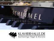Klangvolles Schimmel Klavier M 114