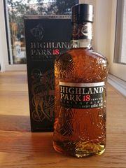 Highland Park 18 Jahre in