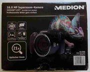 Kompakt Bridge Kamera Medion Life