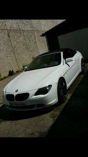 BMW 645i Cabrio LPG Anlage