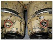 WW II Fernglas Binoculars ZEISS