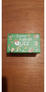 Junior Fußball Quiz von MOSES -
